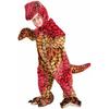 Disfraz de dinosaurio velocirraptor