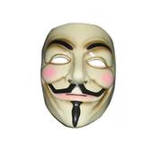 Máscara de V de Vendetta - Guy Fawkes