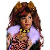 Perruque de Clawdeen de Monster High