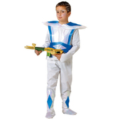 Disfraz de galáctico para niño
