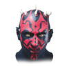 Máscara de latex de Darth Maul deluxe