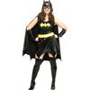 Disfraz de Batgirl Sexy talla grande