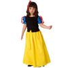 Disfraz de Nieves para niña