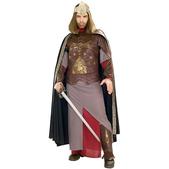 Costume de roi Aragorn haut de gamme