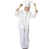 Disfraz de cocinero niño