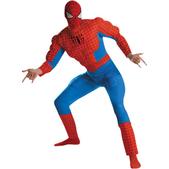 Disfraz de Spiderman musculoso