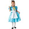 Disfraz de Alicia en el País de las Maravillas niña