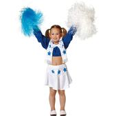 Disfraz de animadora niña