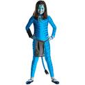 Disfraz de Neytiri Avatar niña
