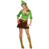 Disfraz de Mujer Espantapájaros Mago do Oz