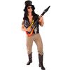 Disfraz de Slash de Guns N' Roses