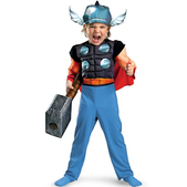 Disfraz de Thor Supreme niño