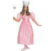 Disfraz de Glinda El Mago de Oz niña