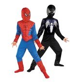 Disfraz de Amazing Spiderman Reversible niño