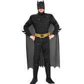 Costume de Batman musclé The Dark Knight Rises