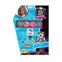 Maquillaje de Frankie Stein Monster High
