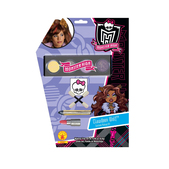 Maquillaje de Clawdeen Wolf Monster High