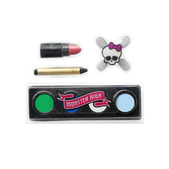 Maquillaje de Ghoulia Yelps Monster High