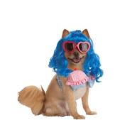 Disfraz de California Girl para perro