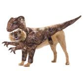 Disfraz de dinosaurio para perro