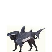 Disfraz de tiburón para perro