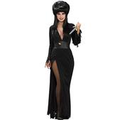 Disfraz de Elvira Mistress of the Dark Deluxe