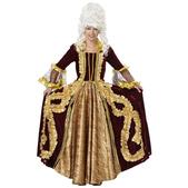 Disfraz de baronesa