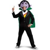 Disfraz del Conde Draco de Barrio Sésamo