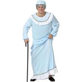 Disfraz de abuelita