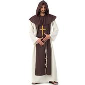 Costume de moine cistercien médiéval