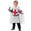 Costume de Templier médiéval pour garçon
