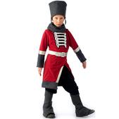 Disfraz de cosaco para niño