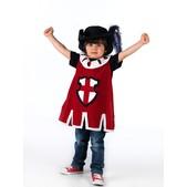 Disfraz de mosquetero real francés infantil