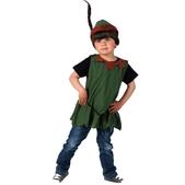 Disfraz de robin bosque infantil