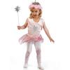 Disfraz de tutú princesa Flora infantil