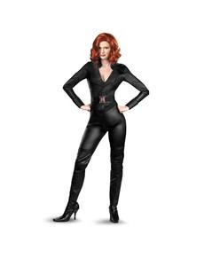 Disfraz de Viuda Negra Los Vengadores Deluxe