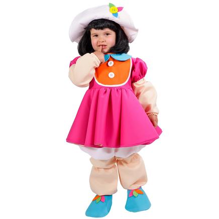 Disfraz de Muñeca Pepona para bebé