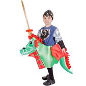 Disfraz de Jinete de Dragón infantil