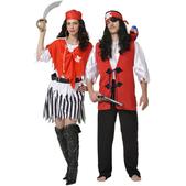 Disfraz de piratesa especial