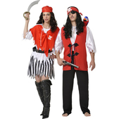 Disfraz de pirata especial